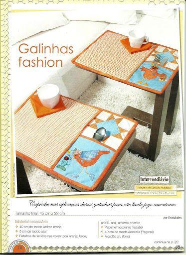 Patch & afins 48 - Jozinha Patch - Álbuns da web do Picasa