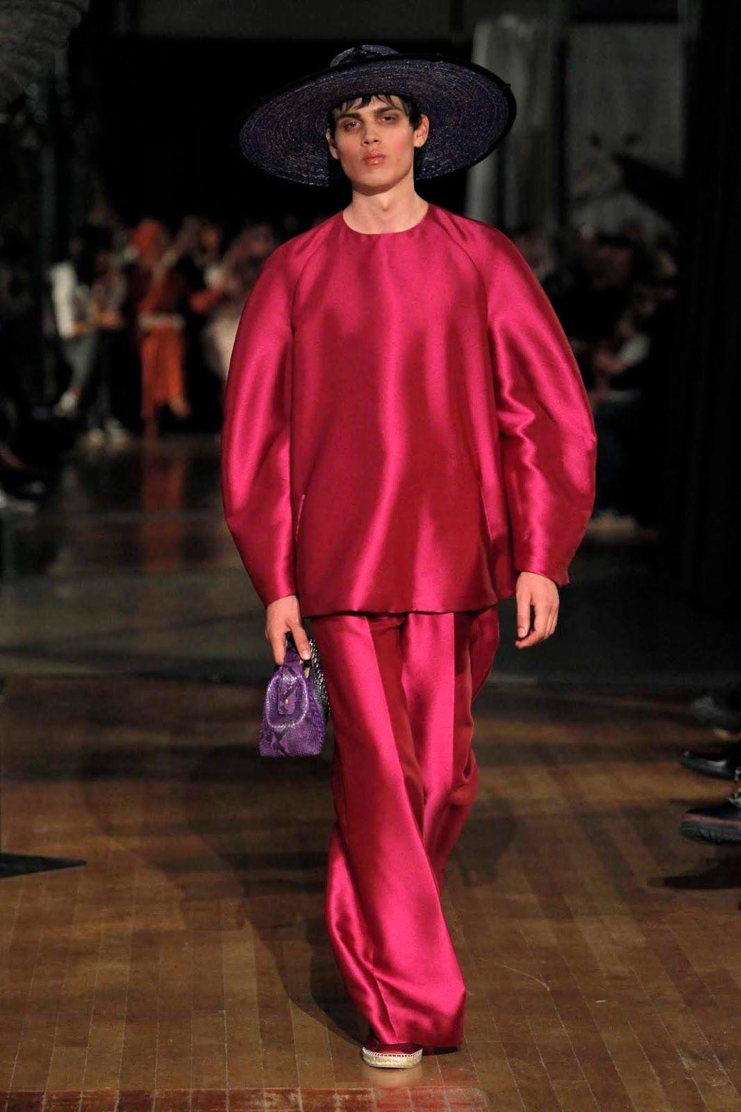 Palomo Spain SpringSummer 2019 MercedesBenz Fashion