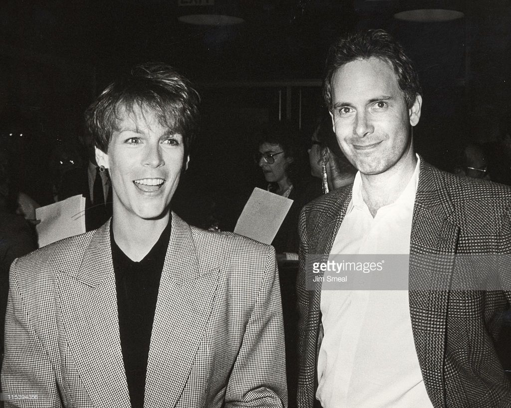Jamie lee curtis christopher guest during sticky fingers for Is jamie lee curtis married to christopher guest
