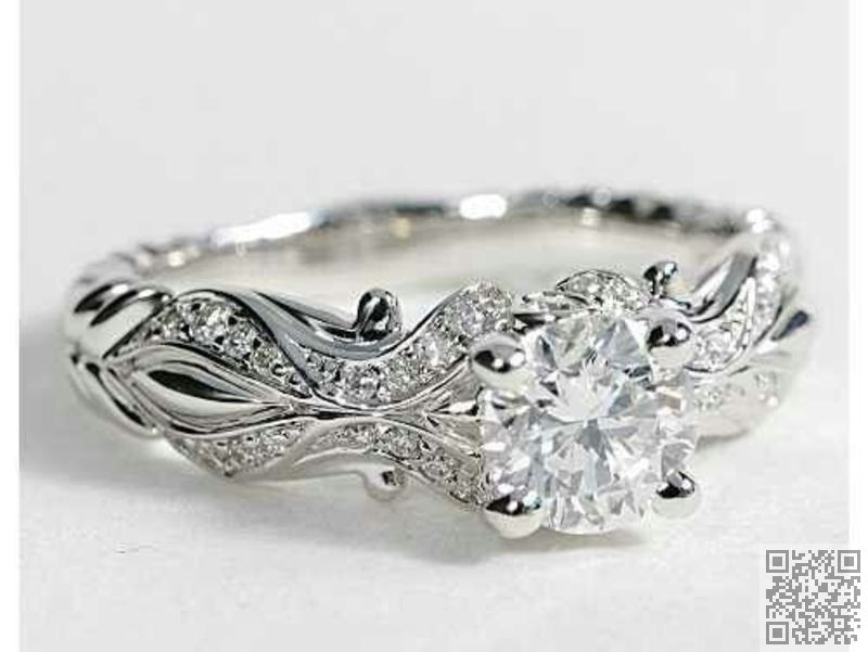 45 Sparkling Engagement and Wedding Rings for You to Dream about