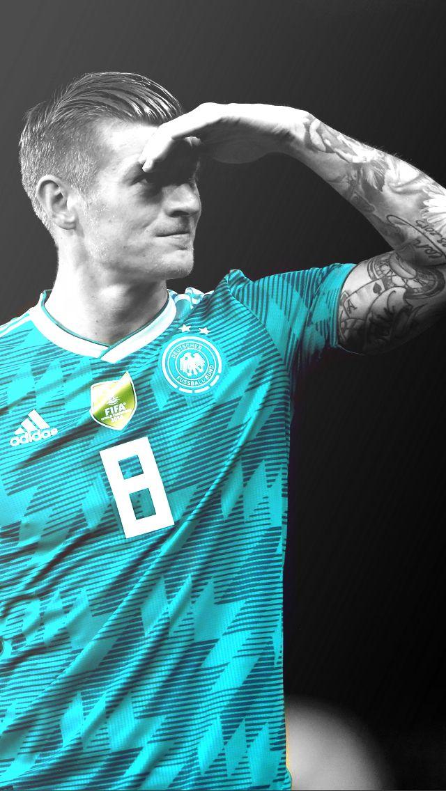 Toni Kroos Mundo Do Futebol d0508a7b7f084