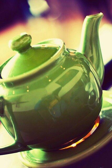 Give Me Green Tea