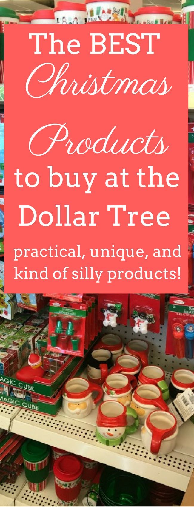 The Best Christmas Products to Buy at The Dollar Tree ...