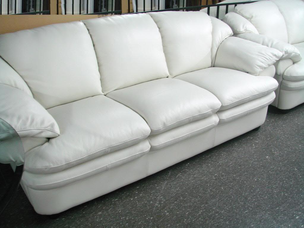 italsofa white leather sofas white