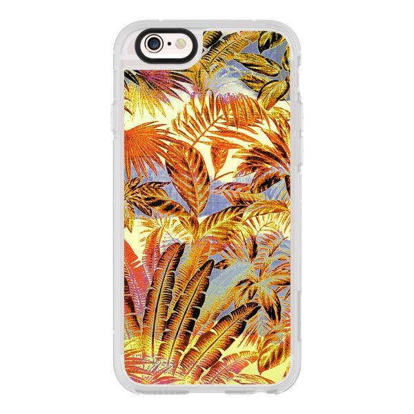 iPhone 6 Plus/6/5/5s/5c Case - Tropical beach ($40) ❤ liked on Polyvore featuring accessories, tech accessories, iphone case, iphone hard case, apple iphone cases, iphone cases and iphone cover case