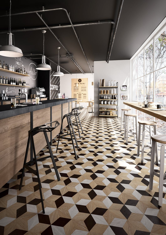 Xtrafloor Flex Pro For Moduleo By Moduleo Restaurant Flooring Luxury Bar Restaurant Interior