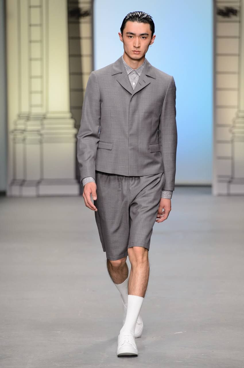 Tiger of Sweden Spring-Summer 2017 - London Collections: MEN #LCM