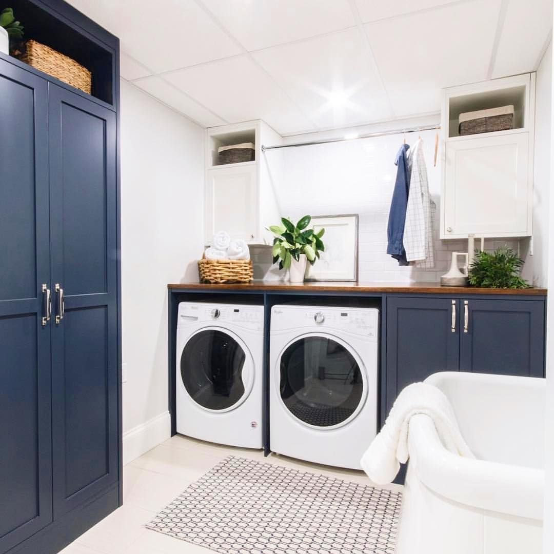 Photo of 9 Laundry Rooms as Beautiful as They are Efficient