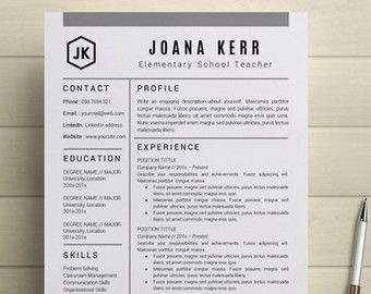 creative resume template creative resume design resume template