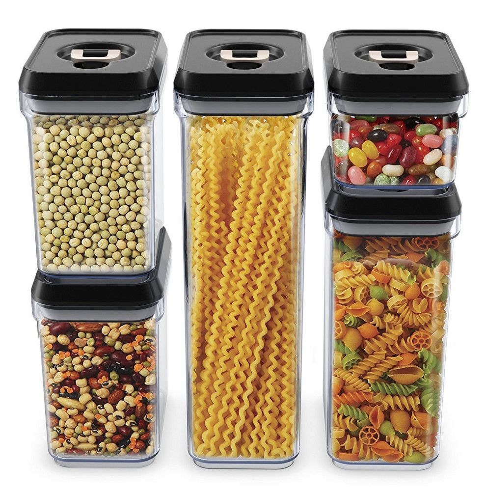 airtight food storage bags