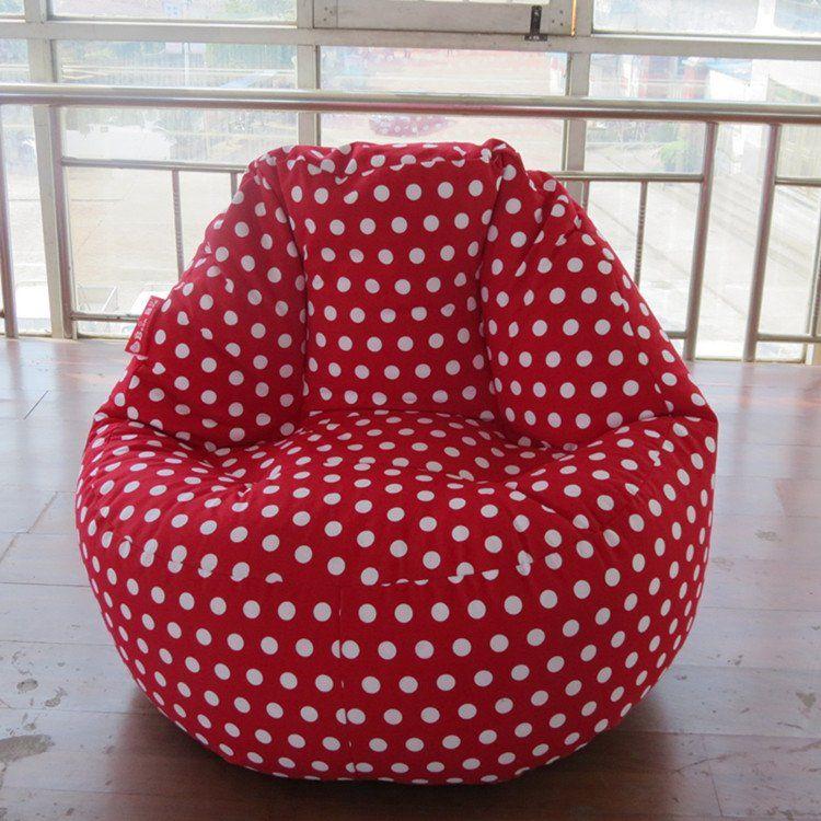 Love It For Her Minnie Mouse Room Bean Bag Chair Sitting Cushion Bean Bag Recliner