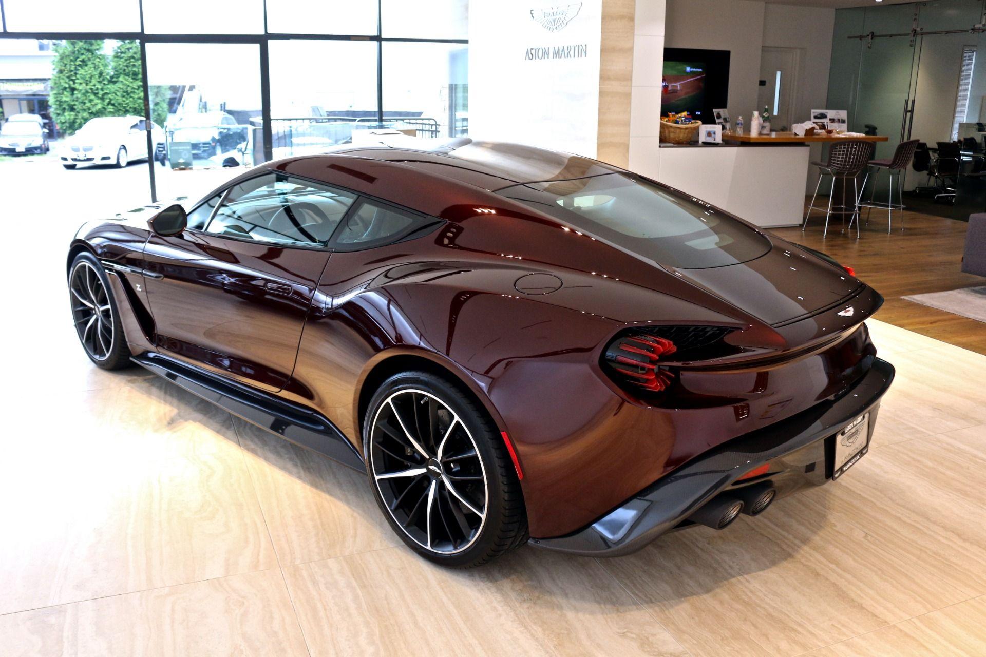 2018 Aston Martin Vanquish Zagato Coupe 78 99 Stock Pj33902 For Sale Near Vienna Va Va Aston Martin Dealer In 2021 Aston Martin Vanquish Aston Martin Vanquish