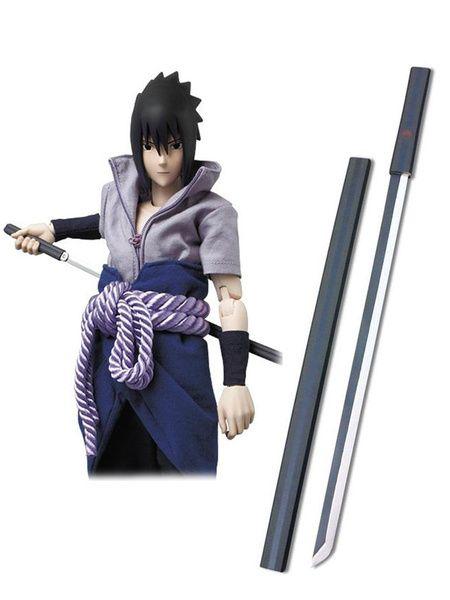 Naruto Uchiha Sasuke Black Kusanagi Weapon