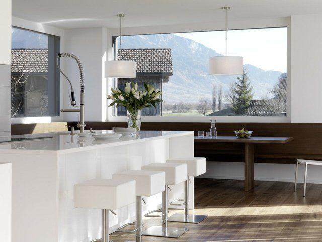 Cuisine Moderne Avec Bar