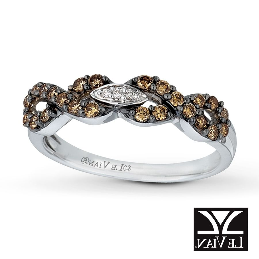Le Vian Chocolate Diamond Ring Commercial Ring Pinterest