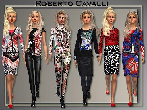 Parsimonious The Sims 3: Fashion, Accessories, Hair 10