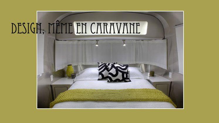 pingl par val rie trasbot sur id es d co caravane pinterest caravane idee deco et id e. Black Bedroom Furniture Sets. Home Design Ideas