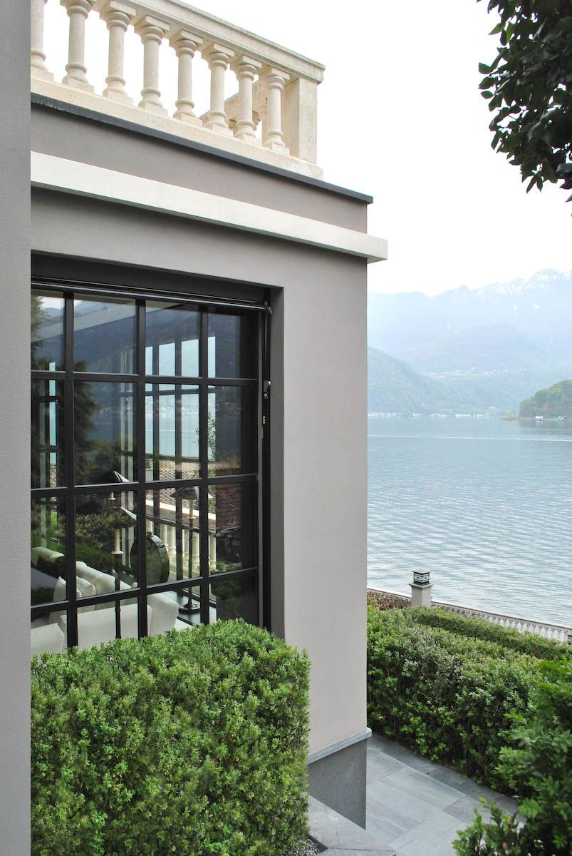 Exterior window design for home  anouska hempel design  architects interior design landscapes
