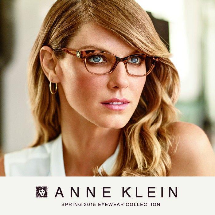 anne klein spring 2015 eyewear vsp