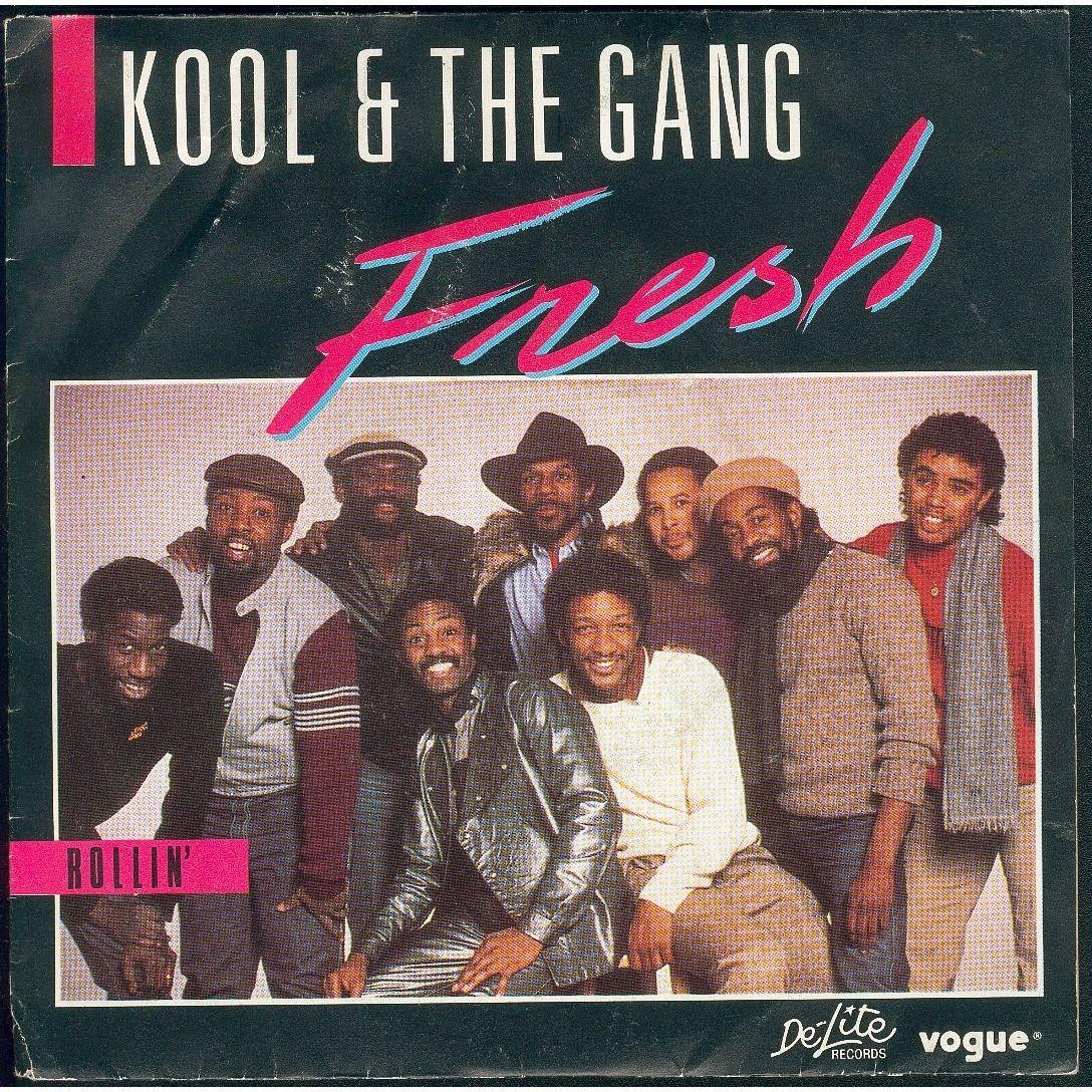 Fresh Kool The Gang In 2020 Disco Funk Disco Music 80s Album Covers