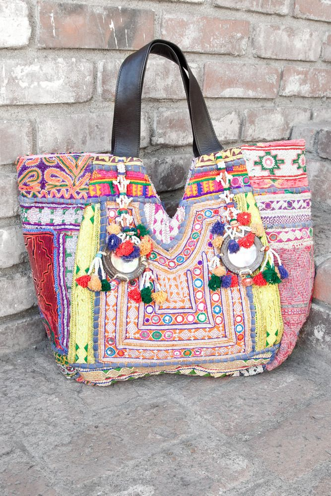 Chan Luu - Double Mirror Vintage Embroidered Tote Bag, $138.00 (http://www.chanluu.com/bazaar/double-mirror-vintage-embroidered-tote-bag/)
