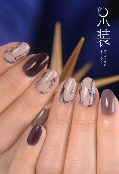 心象風景  nail salon 爪装 ~sou-sou~ (入間・狭山・日高・飯能 自宅 ...