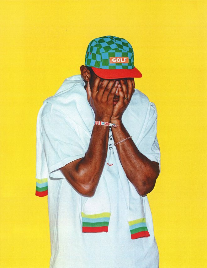 a70d1a9f0052 Golf Wang Spring Summer 2015 Lookbook · HUH.