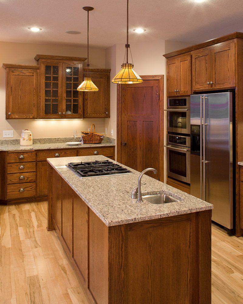 35 ideas de cocinas integrales cl sicas elegantes dise o estilo americano cocinas de - Cocinas de diseno precios ...