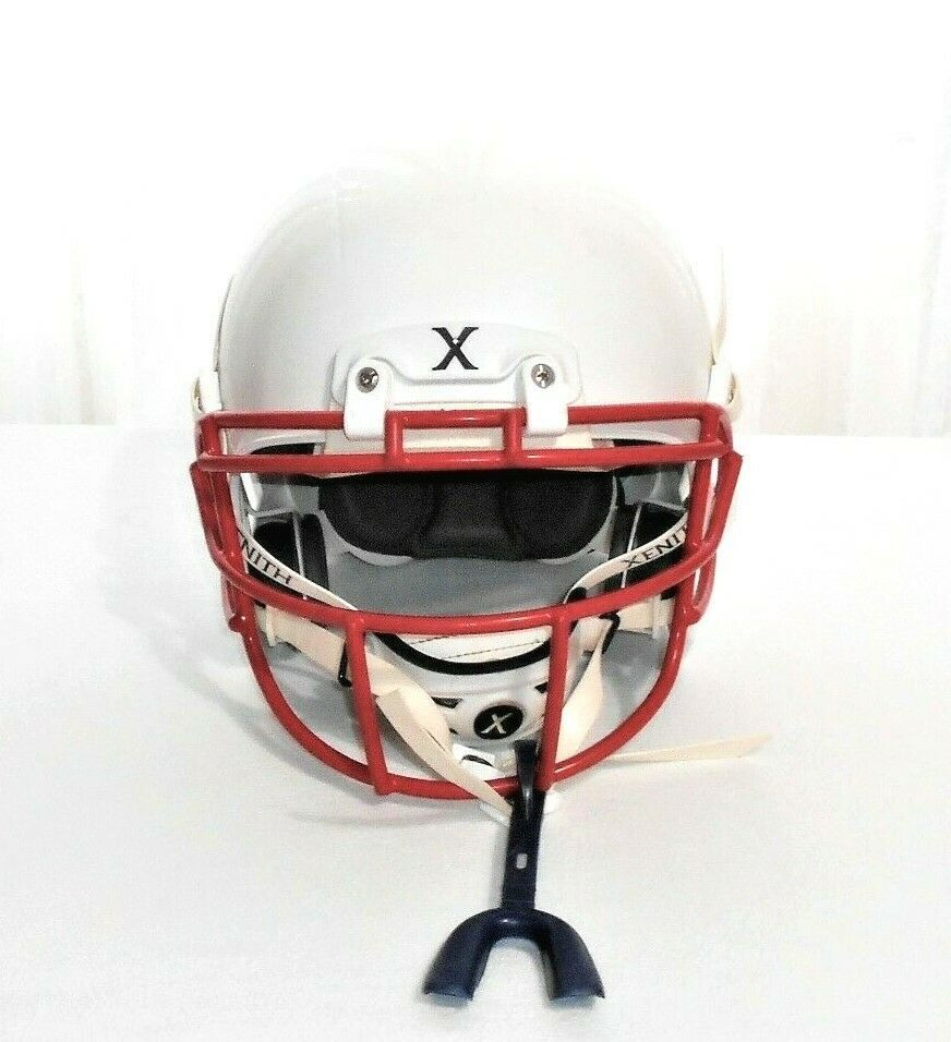 Details about xenith white x2e 2016 youth football helmet