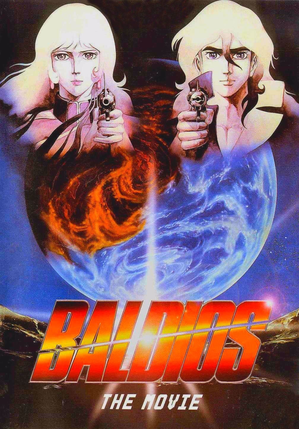 [1981] Baldios Os Guerreiros do Espaço in 2020 Space
