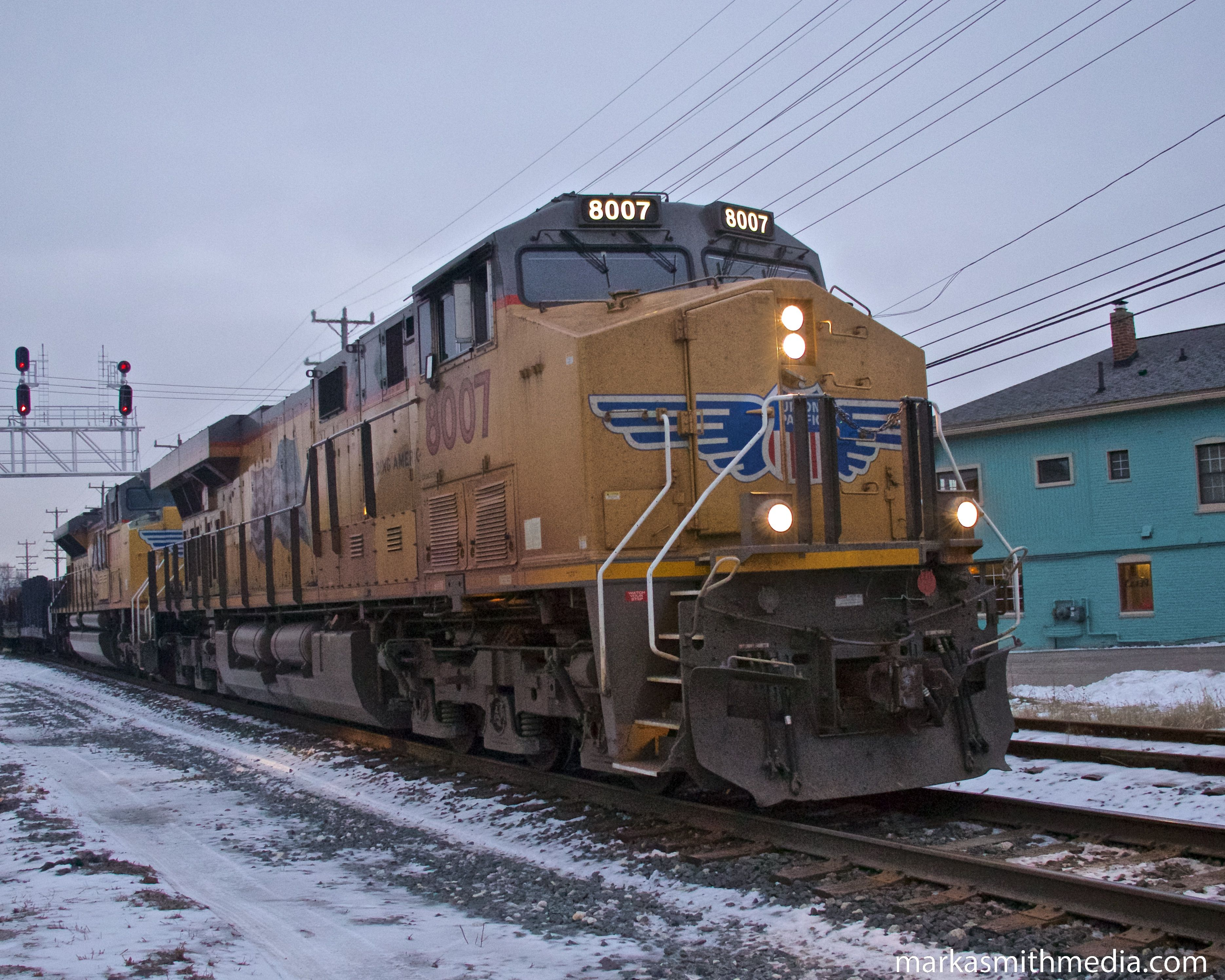 AC45CCTE in Plymouth, MI Plymouth, Train, Train engines