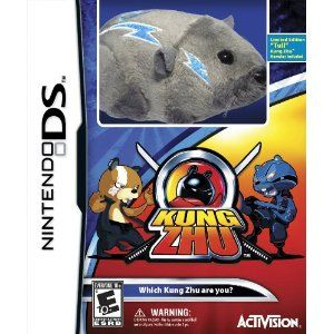 Kung Zhu By Activision Used Copies At Amazon Cheap Nintendo Ds Nintendo Activision