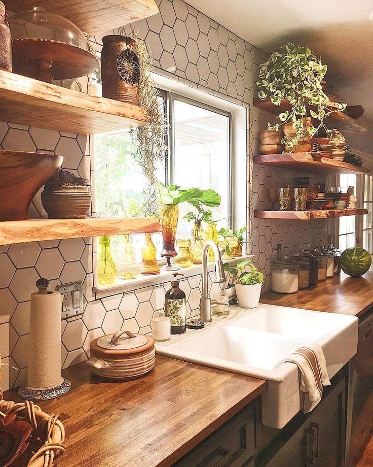 Kitchen Countertop Ideas Kitchen Remodel Small Farmhouse Kitchen Remodel Farmhouse Style Kitchen Decor