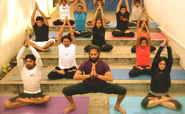 #Akshar takes on #Yoga #teachers' #US #certification