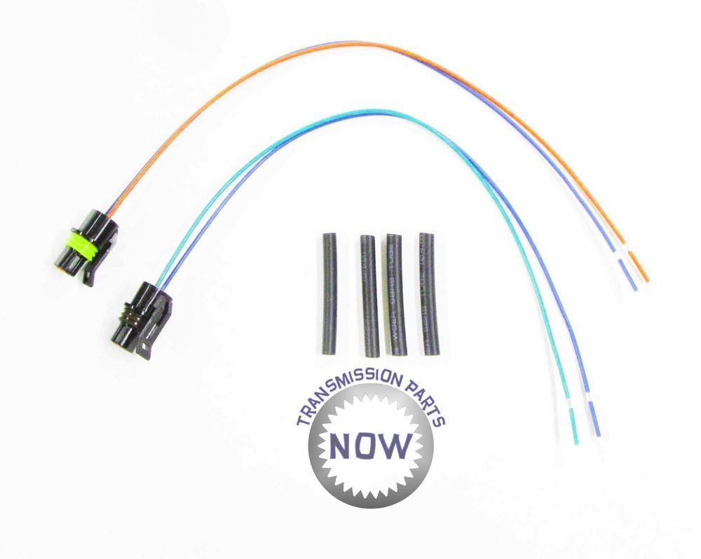 small resolution of a604 41te a606 42le input output speed sensor wire harness repair kit 92445ck rostraaftermarket