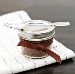 Quilted Jelly Jar 4oz