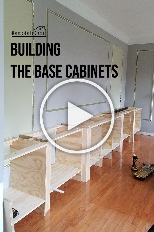 How To Build A Wall Of Shelves Thdprospective Dewalt