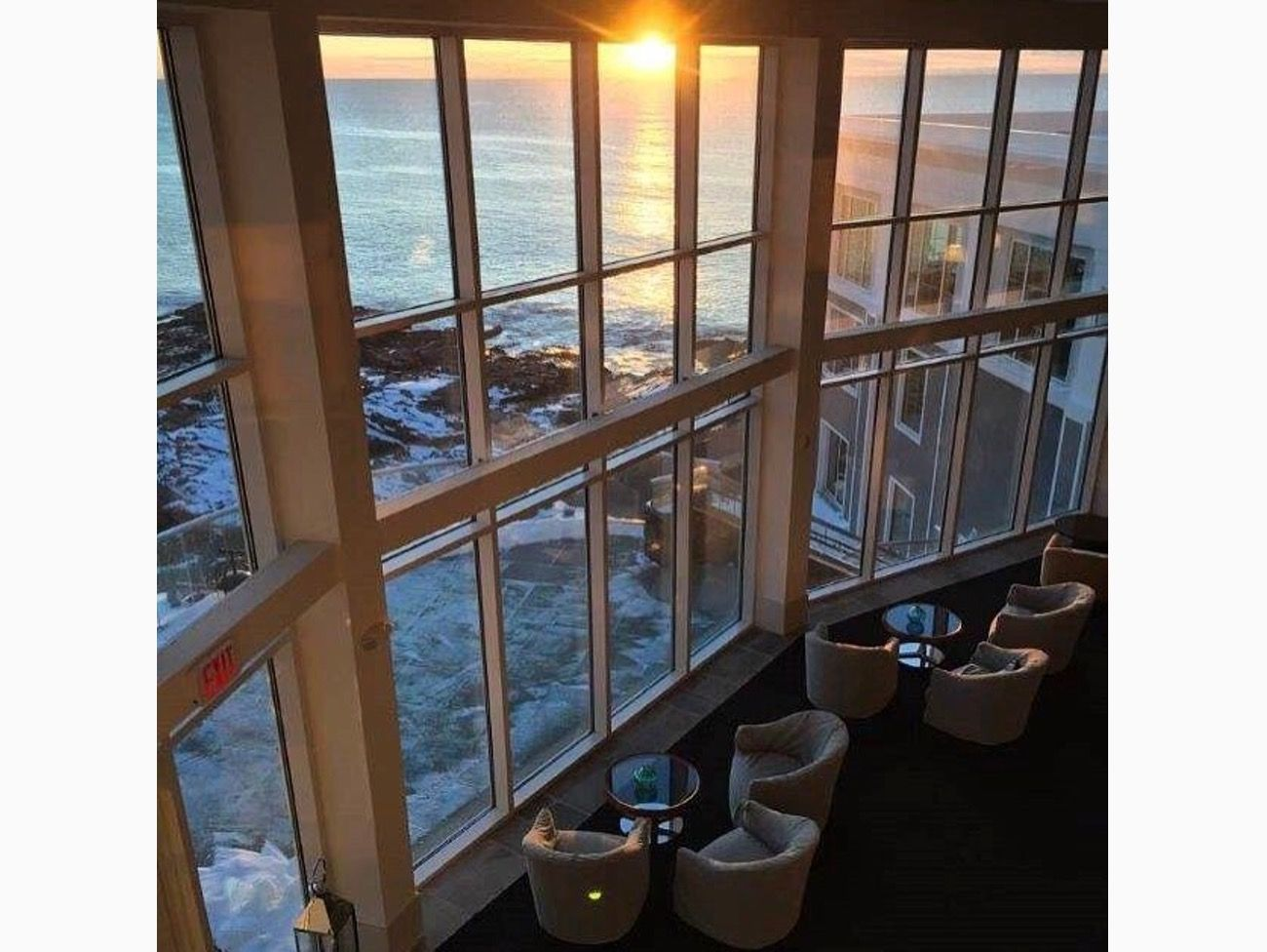 9 Us Restaurants With Awe Inspiring Views In 2018 Maine