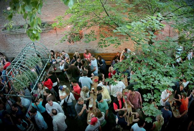 The 26 Best Beer Gardens in America Beer garden, Chicago