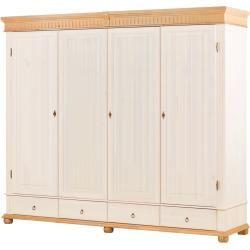 Photo of Hinged door wardrobe – 252 cm – 218 cm – 62 cm – Cupboards> Wardrobes> Hinged door wardrobes furniture Kr