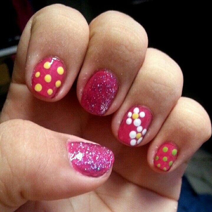 Fun Spring Nail Art