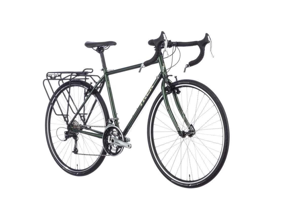 Trek 520 Steel Frameset Traditional Tourist S Touring Bike