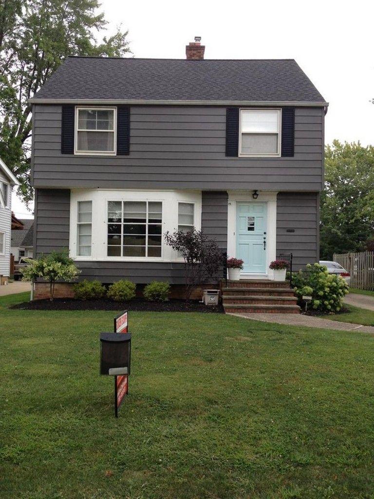 25 Stunning Exterior Home Improvement Ideas Exteriordesign Exteriordesigncolor Homedecor Homeimprovement