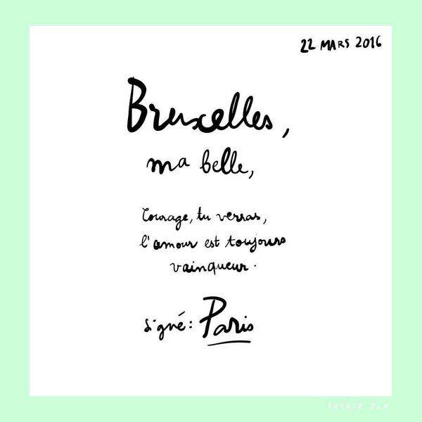 #Bruxelles - Recherche sur Twitter
