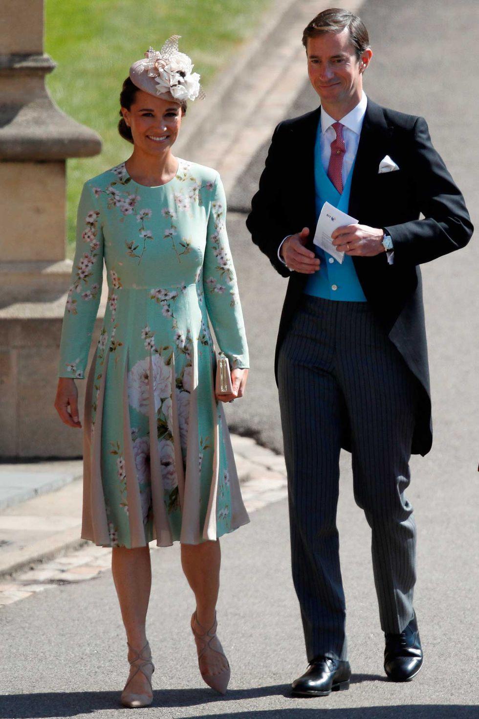 Vestido pippa middleton boda harry