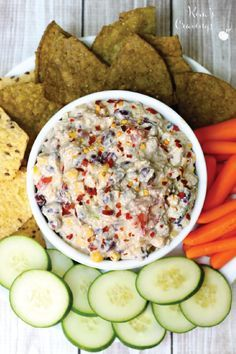 Amazing Skinny Mexican Cottage Cheese Dip