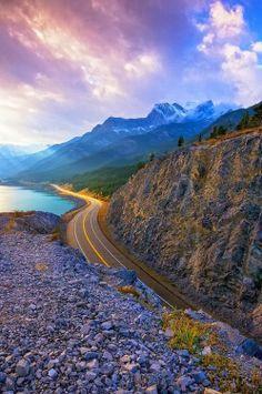 Lake Highway, Alberta