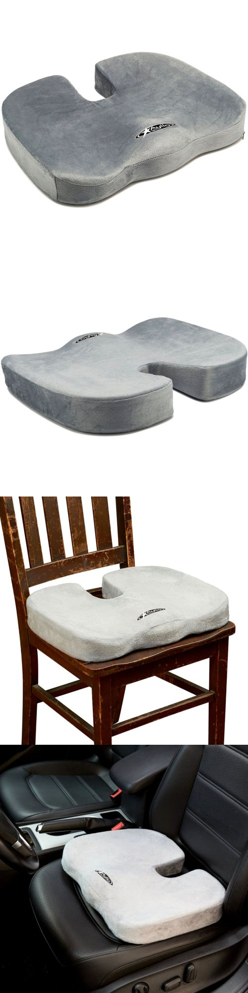 Massage pillows and bolsters orthopedic pillow seat cushion chair