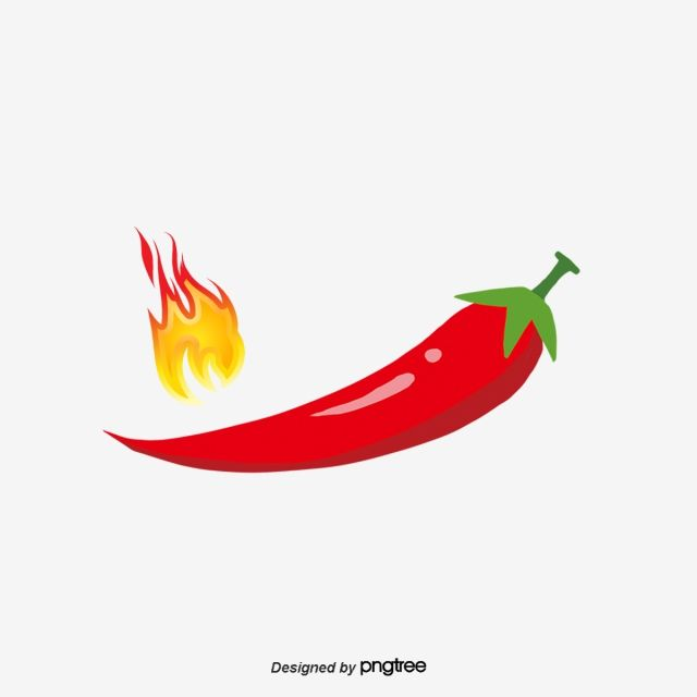 Red Pepper With Flames Red Chili Flames Cartoon Chili Png Transparent Clipart Image And Psd File For Free Download Red Hot Chili Peppers Stuffed Peppers Red Chili