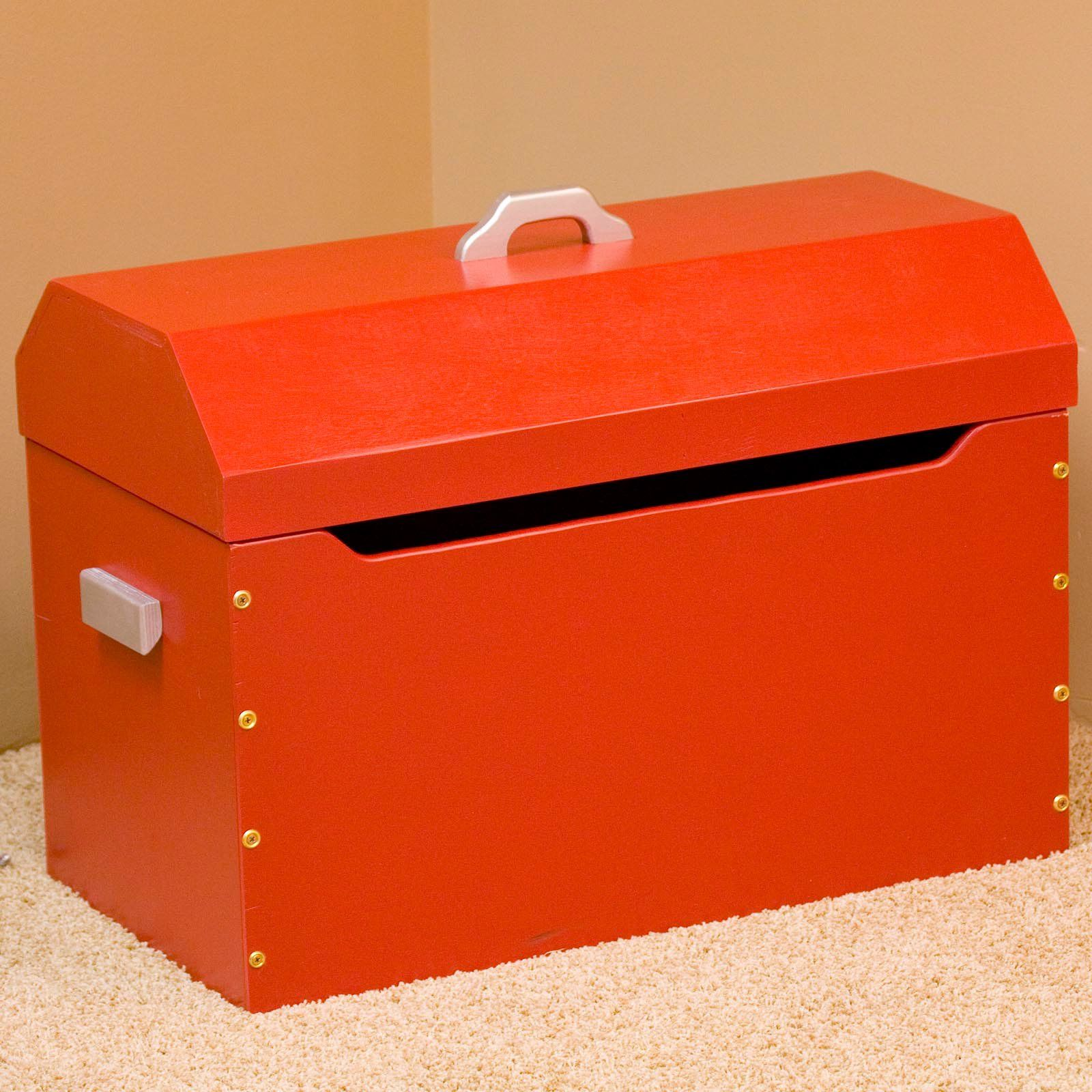 Just Kids Stuff Tool Box Toy Chest From Hayneedle